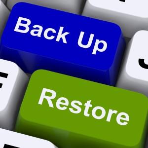 Backup und Restore