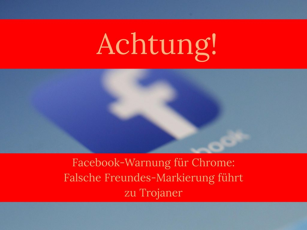 Facebook-Warnung