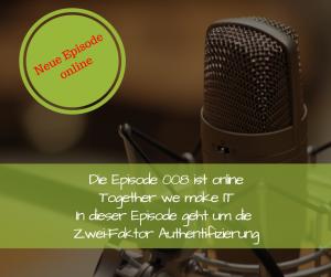 together we make IT - Podcast