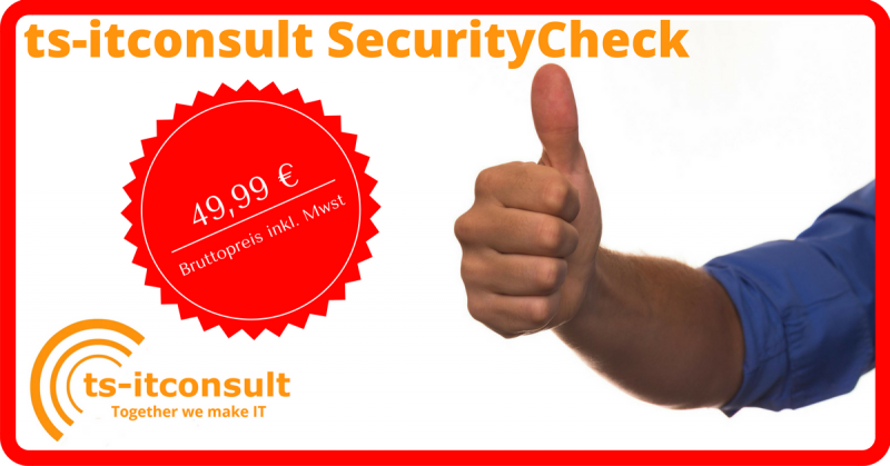 ts-itconsult SecurityCheck