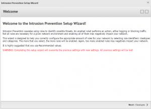 intrusion-prevention-wizzard