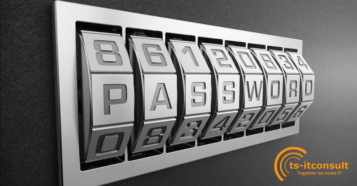 IT-Security: Passwortsicherheit